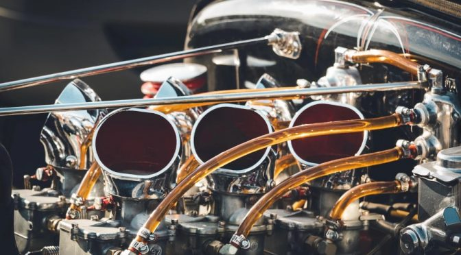 Бензиновый двигатель — способ работы