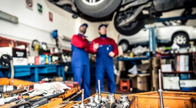 Как выбрать авто-мастерскую